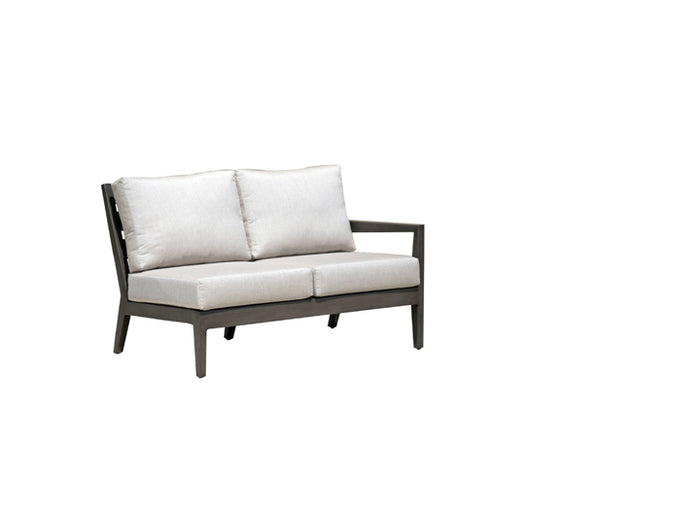 Lucia 2 Seater Right Arm