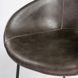 Nathan Dark Gray Chair