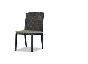 New Miami Lakes Dining Side Chair w/Cushion - Resin & Aluminum