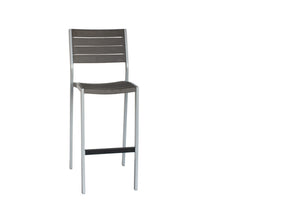 New Mirage Stacking Bar Chair wo Arm (GRO)