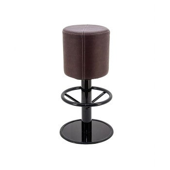 Kara - Gloss Black Bar Stool