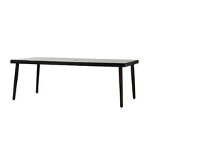 "Palm Harbor 84""x42"" Rectangular Dining Table w/Glass"