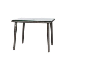 Palm Harbor Square Dining Table w/Glass