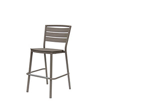 Ciara Stacking Bar Chair (w/o Arm)