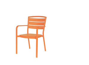 Ciara Stacking Arm Chair