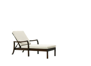 Madison Adjustable Lounger w/Cushion