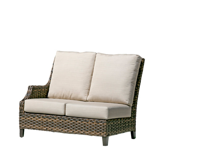 Whidbey Island Two Seater Left Arm w/Cushion