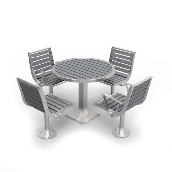 Recycled Plastic Table & Chairs CAT-500