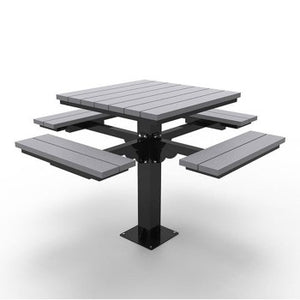 Recycled Plastic Wooden Picnic Table CAT-202