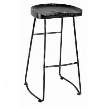 Saddle Back Stool
