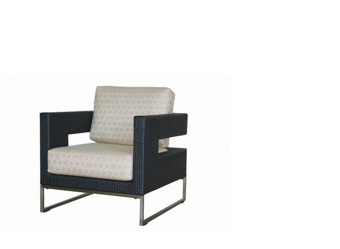 Vilano Club Chair w/Cushion