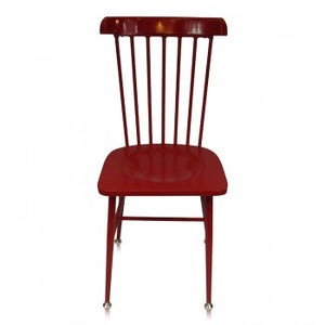 WINSLOW SIDE CHAIR RED