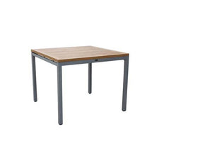 Zuni Square Dining Table w/Durawood Top