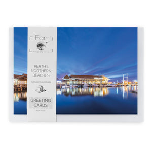 Breakwater Nights Card
