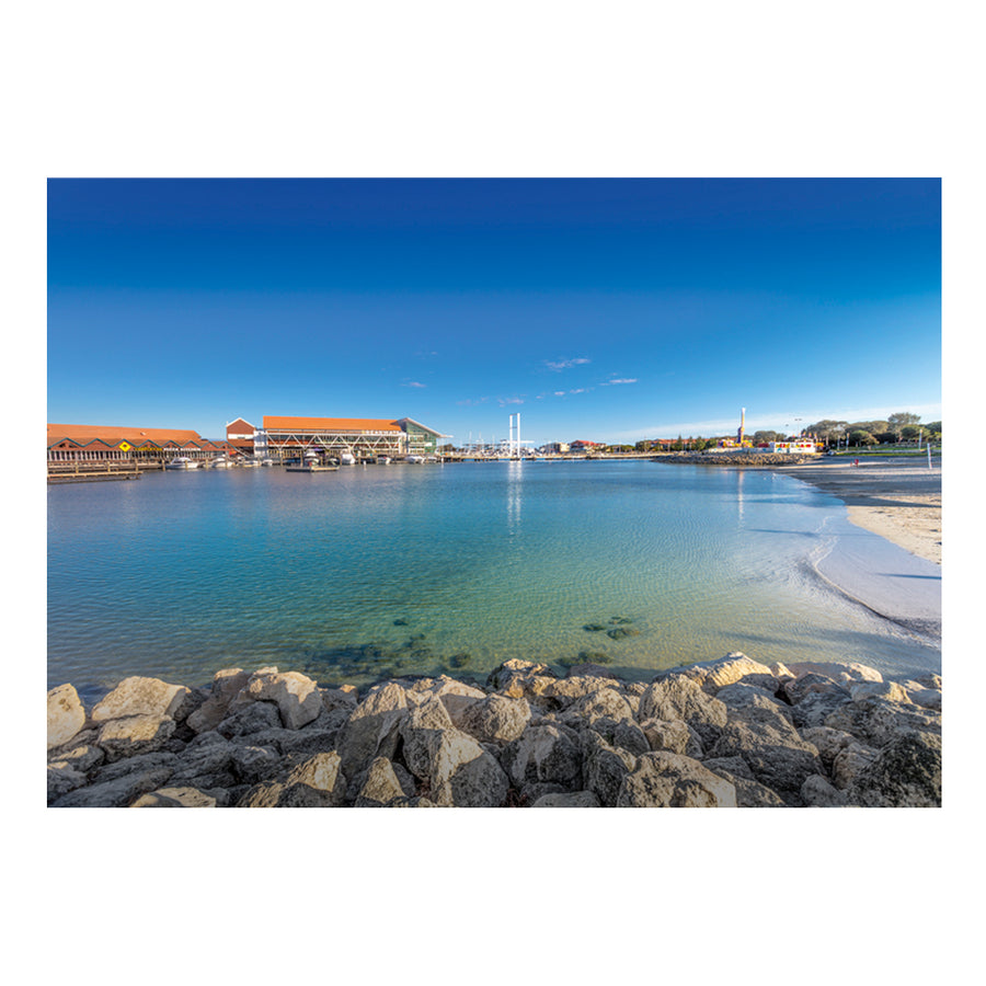 Calm Water Views Card