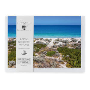 Dunes to Sea Card