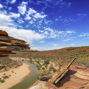 Murchison River Guitar Rock