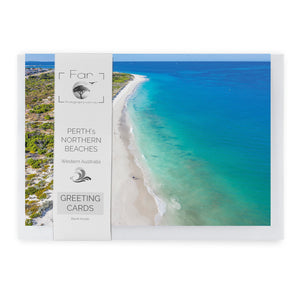 Whitfords Beach Glory Card