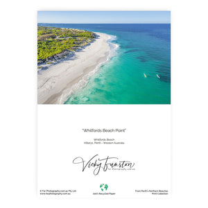 Whitfords Beach Point Card