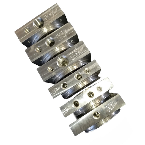 HYDRAULIC BLOCKS AND MANIFOLDS