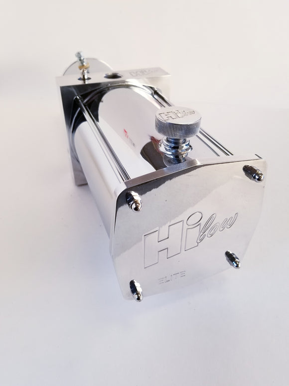 Pro-hi-low elite series pump 3/4 inch ports