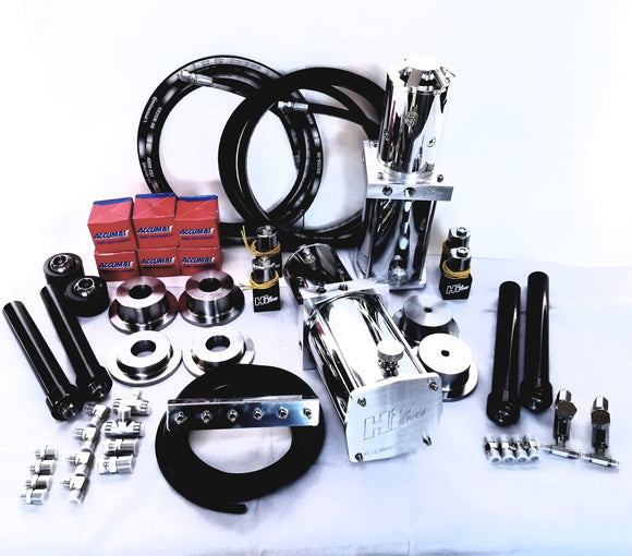 ELIMINATOR SERIES KITS (HEAVY DUTY STYLING KITS)