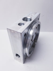 "Elite performance block 1"" port for piston"