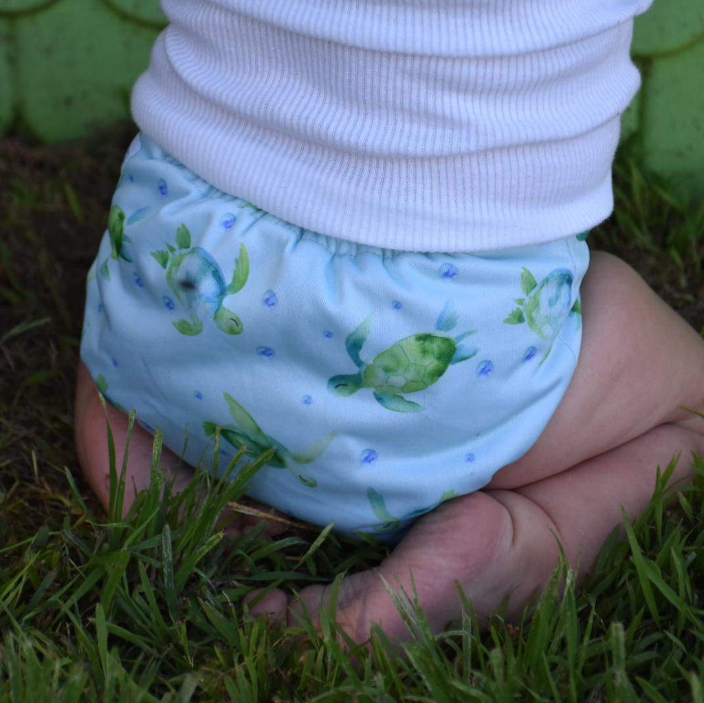 The environmental impacts of disposable nappies