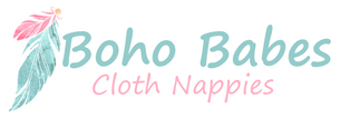 Boho Babes Cloth Nappies