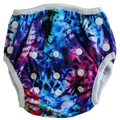 Swim Nappy - Rainbow Tie Dye