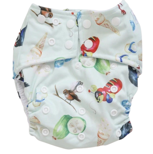 Preorder - NZ Spirit - OSFM Nappy