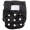 Newborn nappy - Black