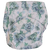 Blue Succulent OSFM Nappy - Boho Babes Cloth Nappies