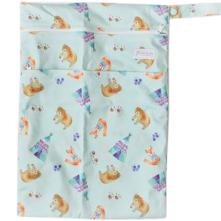 Camping Pals Wetbag - Boho Babes Cloth Nappies