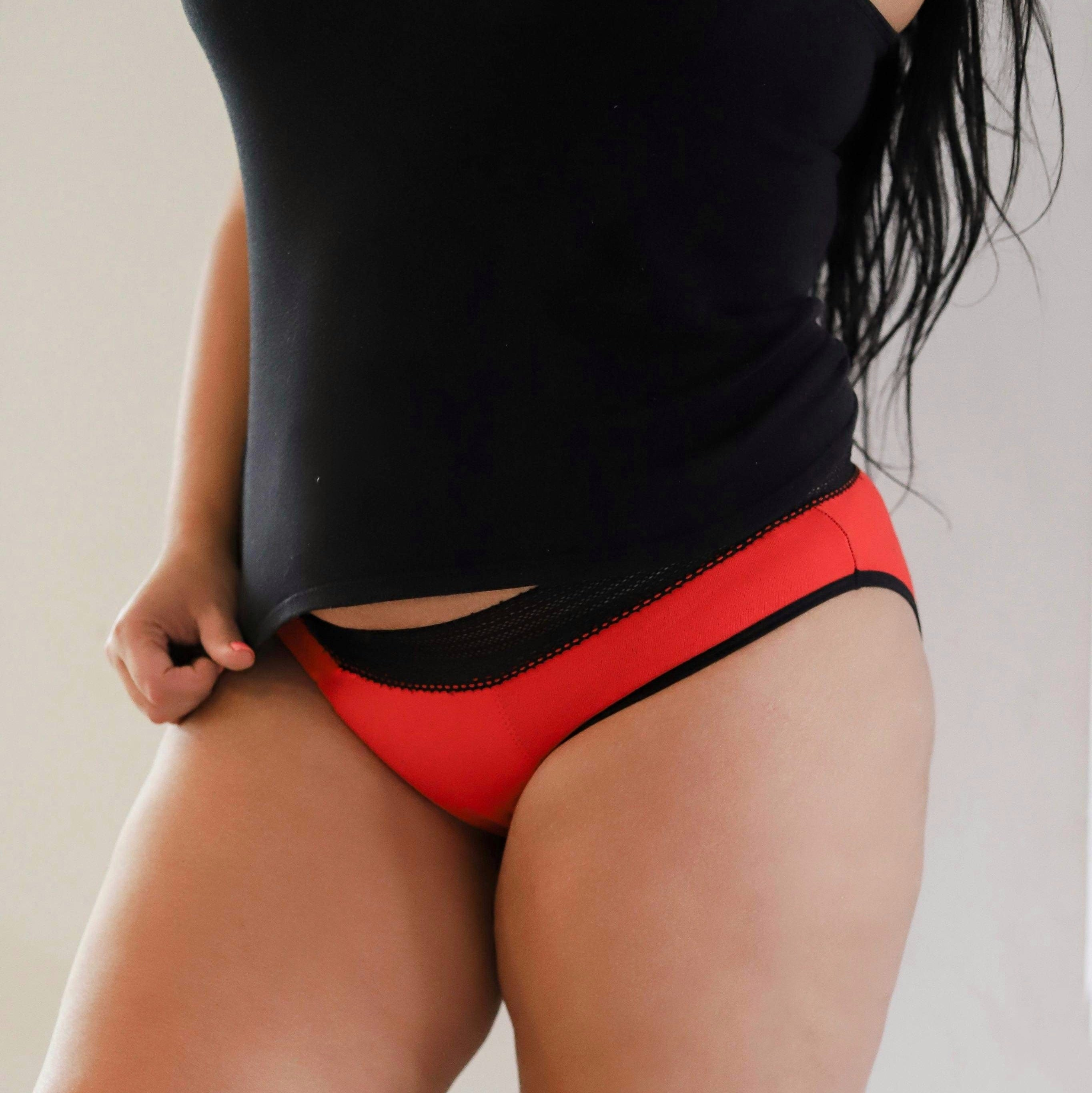 Lace Free2BU Underwear - Boho Babes Cloth Nappies
