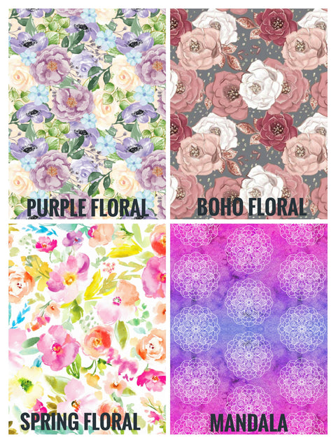 Day-Flo Cloth Pad - Boho Babes Cloth Nappies