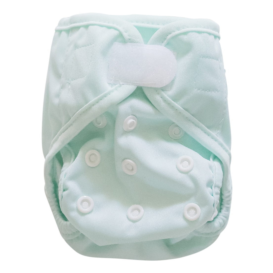Newborn Nappy - Mint Green
