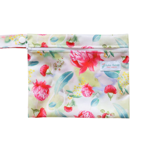 Mini Wetbag - Bush floral
