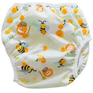 Busy Bees Swim Nappy