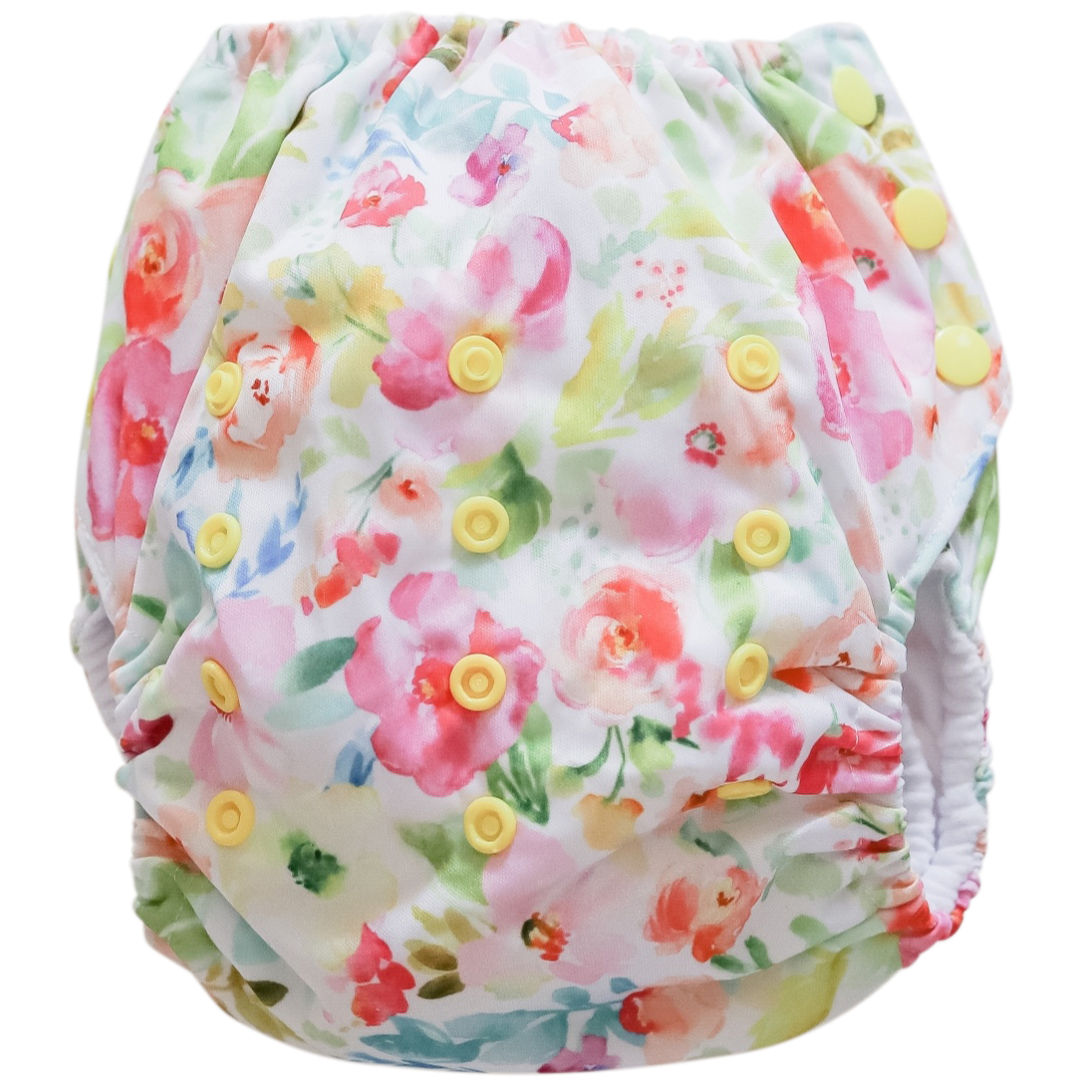 Spring floral - Night nappy