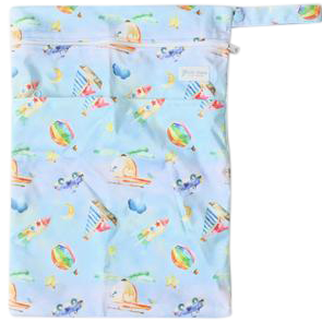 Little Explorers Wetbag - Boho Babes Cloth Nappies