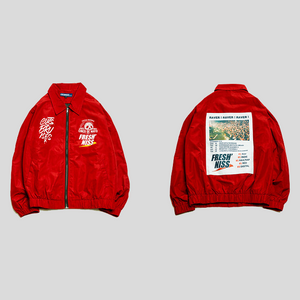 FRESH'NISS Coach Jacket