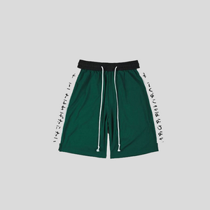 Japanese Elastic Drawstring Shorts