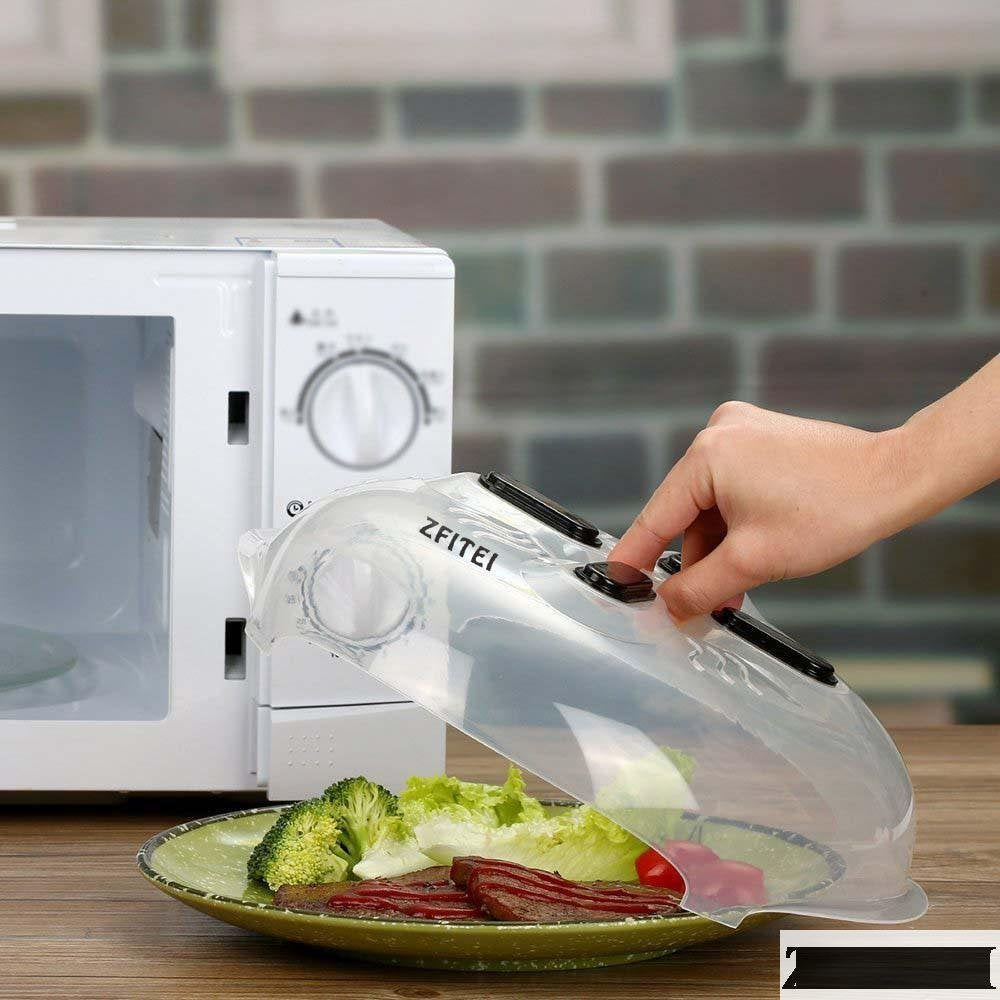 Smart Microwave Hover Cover