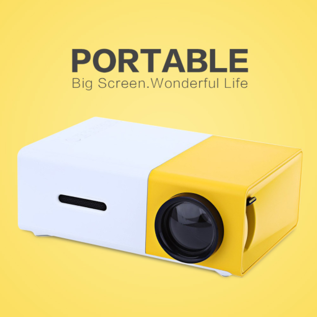 YG™ HD Portable Projector