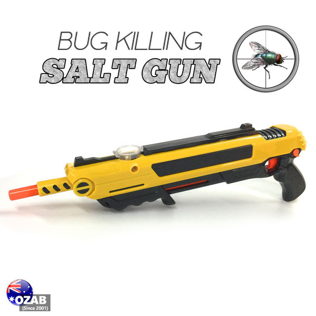 Bug Killing Salt Gun