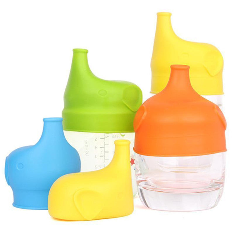 Spill Proof Sippy Lids