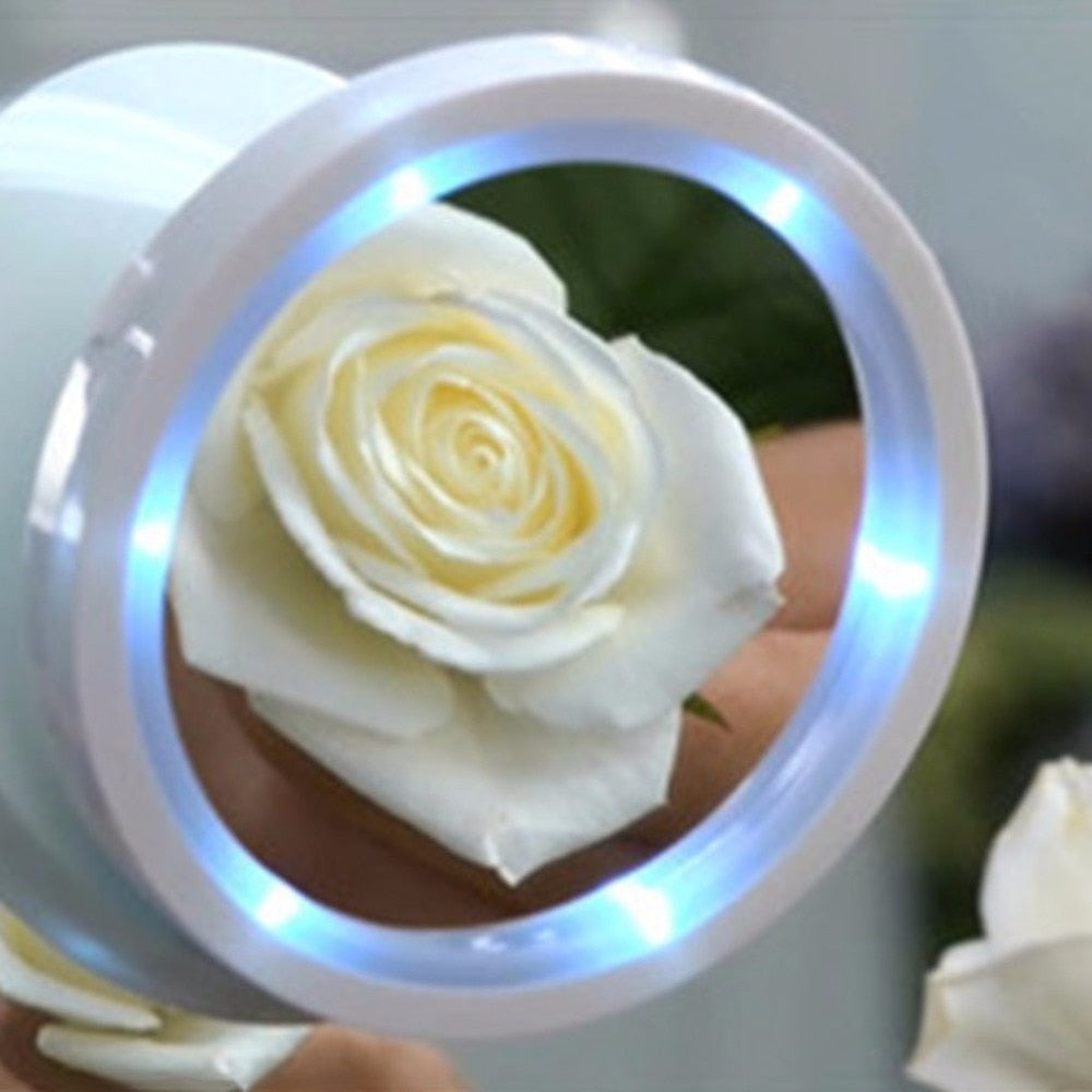 Portable Makeup Mirror 360Degree