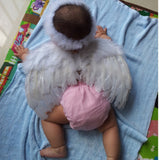 Baby Toddler Feather Angel Wings