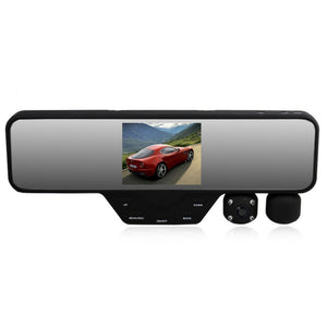 Rearview Mirror Car DVR